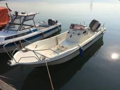 Прокат катера, рыбалка. 8 человек, 60км/ч