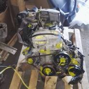 Двигатель в сборе. Suzuki Wagon R Двигатель K6A