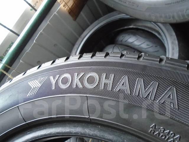 Yokohama Aspec A349. Летние, износ: 10%, 2 шт