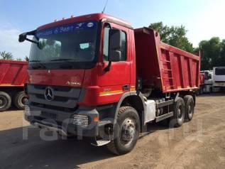 Mercedes-Benz Actros. Mercedes Benz Actros 3341AK, 11 946 куб. см., 24 000 кг.