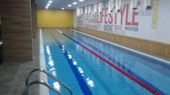Индивидуальные занятия по плаванию от 3 лет. Бассейн на Садгороде.