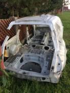 Задняя часть автомобиля. Subaru Legacy, BP5