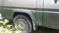 Bridgestone Playz RV. Летние, 2005 год, износ: 40%, 4 шт