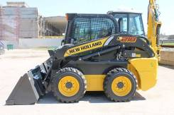 New Holland L220. Мини-погрузчик New Holland L218