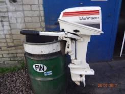 Johnson. 8,00л.с., 2-тактный, бензиновый, нога S (381 мм)