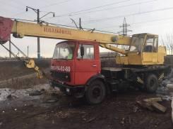 МАЗ 5337. Продам автокран, 14 000 кг., 14 м.