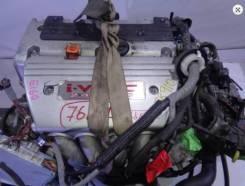 Двигатель в сборе. Honda Accord Honda Stream, RN6 Двигатели: K24A, R18A
