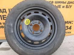 175/65 R14 колесо в сборе 4x100 Новое Continental. 5.5x14 4x100.00