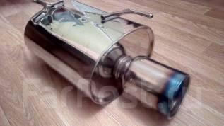 Выхлопная труба. Subaru Legacy, BM9