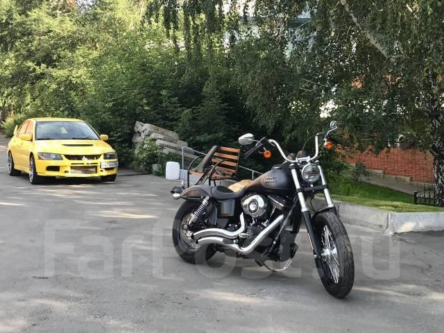 Harley-Davidson Dyna Street Bob. 1 700 куб. см., исправен, птс, с пробегом