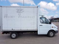 Mercedes-Benz Sprinter 316. Mercedes-benz Sprinter 316, 2 700 куб. см., 2 000 кг.