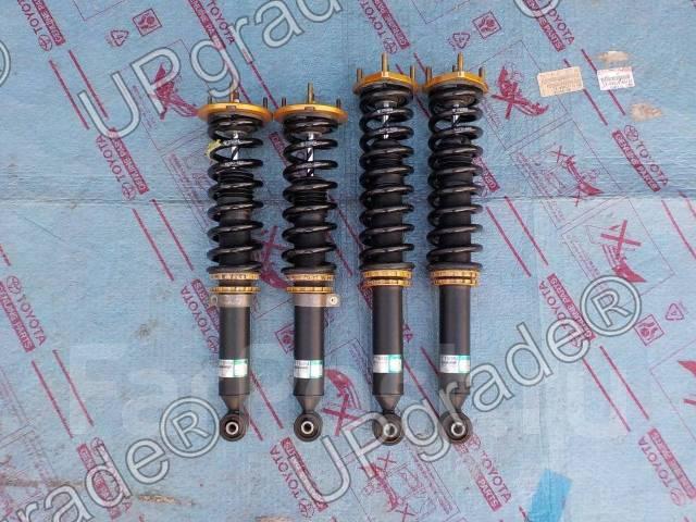 Койловер. Toyota: Mark II Wagon Blit, Verossa, Altezza, Progres, Brevis, Crown, Mark II Lexus IS300, GXE10, JCE10