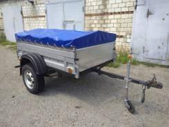 Курган, 1998. Продам прицеп., 750 кг.