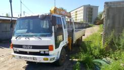 Isuzu Forward. , 6 500 куб. см., 5 000 кг.
