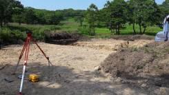 Спил деревьев с оф. порубочного док., выкорчевка и планировка участка