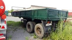 Одаз. Продам бортовую телегу полуприцеп, 25 000 кг.