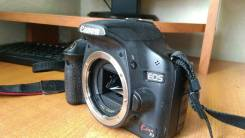 Canon EOS 500D Kit. 20 и более Мп, зум: 14х и более
