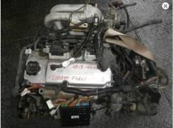 Двигатель в сборе. Mitsubishi: Dingo, Mirage, Libero, Lancer, Carisma Двигатель 4G13