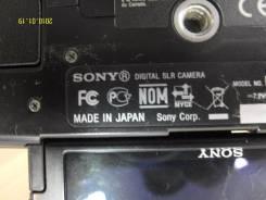 Sony Alpha DSLR-A500
