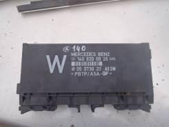 Body control. Mercedes-Benz S-Class, W140, 140 Двигатель 119