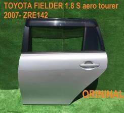 Дверь боковая. Toyota Corolla Axio, NZE144, NZE141, ZRE144, ZRE142 Toyota Corolla Fielder, NZE141, ZRE144, NZE144, ZRE142 Ford Fiesta, AX Двигатели: 1...