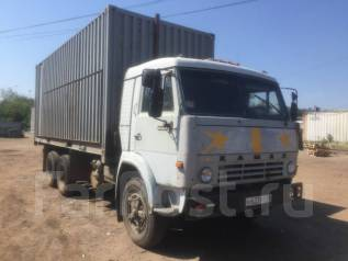 Камаз. Продаю или меняю 532120 фургон 1995, 11 000 куб. см., 10 000 кг.