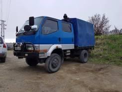 Mitsubishi Canter. Продается грузовик mtsubishi canter, 4 600 куб. см., 3 000 кг.