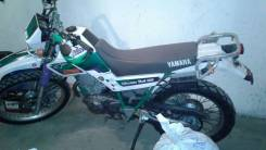 Yamaha Serow. 225 куб. см., исправен, птс, без пробега