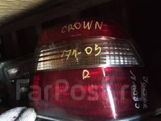 Стоп-сигнал. Toyota Crown