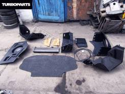 Обшивка багажника. Toyota Mark II, JZX110, GX115, GX110, JZX115 Двигатели: 1JZGE, 1JZGTE, 1JZFSE, 1GFE