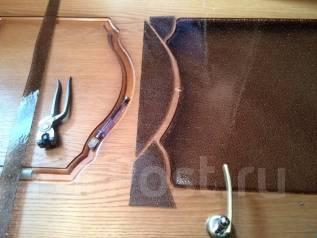 Межкомнатное рифлёное узорчатое стекло, резка стёкол, вызов мастера
