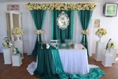 Стильное Свадебное оформление-оригинальное и незабываемое!