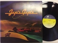JAZZ! FUNK! ДЖАП'C ГАП'С / JAP'S GAP'S - JAP'S GAP'S - JP LP 1980