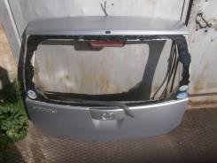 Дверь багажника. Toyota Passo, QNC10, KGC10, KGC15 Двигатель 1KRFE