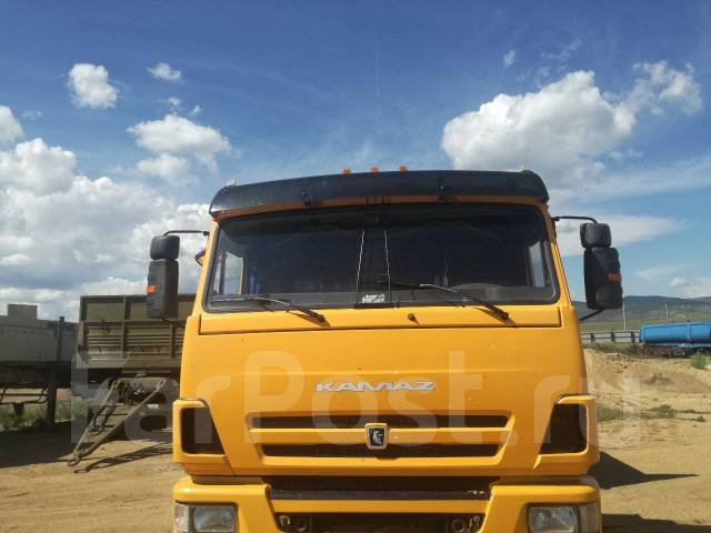 Камаз 65116. Продается тягач камаз 65116, 11 000 куб. см., 30 000 кг.