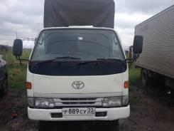 Toyota Dyna. Продам , 4 100 куб. см., 2 000 кг.