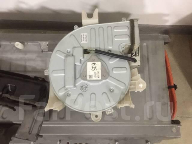 Вентилятор охлаждения радиатора. Lexus GS450h, GWS191 Двигатель 2GRFSE