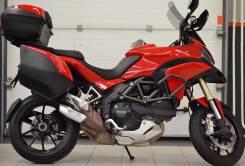 Ducati Multistrada 1200. 1 198 куб. см., исправен, птс, с пробегом