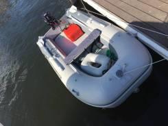 Badger. 2016 год год, длина 3,50м., двигатель подвесной, 18,00л.с., бензин