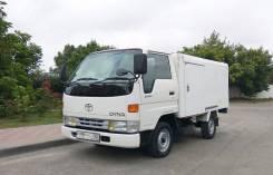 Toyota Dyna. (Toyoace ) кат. В, 3L, мех.,1.5т, 2 800 куб. см., 1 500 кг.