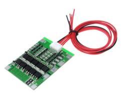 BMS Контроллер (плата защиты) 4S Li-Ion 16.8V 30А с балансиром Itslab