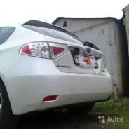 Бампер. Subaru Impreza, GH8, GH Subaru Legacy Двигатель EL154