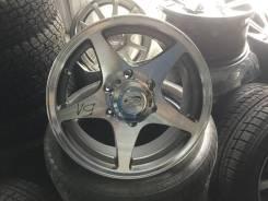 Sakura Wheels. 7.0x16, 6x139.70, ET-10, ЦО 110,5мм.