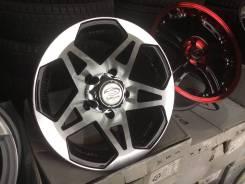 Sakura Wheels. 8.0x16, 5x139.70, ET-20, ЦО 110,5мм.