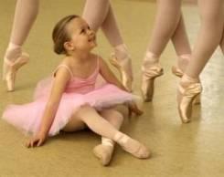 Балет для детей и взрослых. Хореография