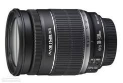 Объектив Canon EF-S 18-200 IS USM ! Низкая Цена ! Магазин Скупка 25. Для Canon, диаметр фильтра 72 мм