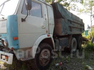 Камаз 5511. Самосвал Камаз, 10 850 куб. см., 10 000 кг.