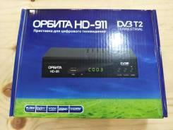 Цифровой ресивер DVB-T2 Орбита HD911 Цифровая TV приставка