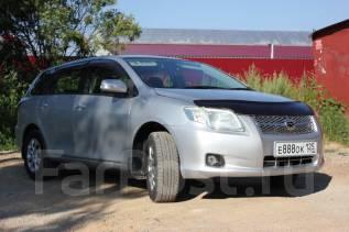 Toyota Corolla Fielder. вариатор, передний, 1.5 (110 л.с.), бензин, 150 тыс. км