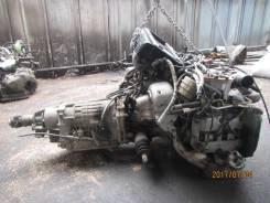 Двигатель в сборе. Subaru Legacy, BH5 Двигатели: EJ208, EJ206